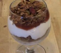 Greek Yogurt Parfait