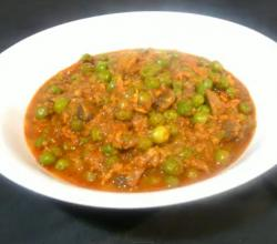 Indian Green Peas Masala