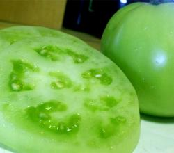 Sauteed Green Tomatoes