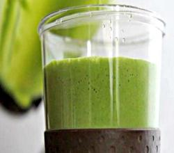 Green Monster Smoothie-Buh Bye Muffin Top