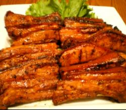 Filipino Grilled Pork Belly