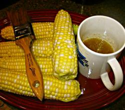 2 Ways with Fresh Corn On The Cob