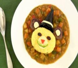 Halloween Kids Curry
