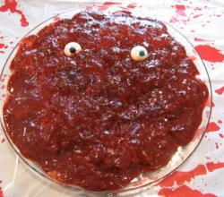 Halloween Special Blood Jello