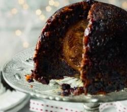 Colin's Christmas Pudding