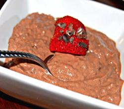 High Protein Chocolate Mousse