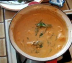 Panang Curry With Chicken or Beef - Thai Style Home Cooking