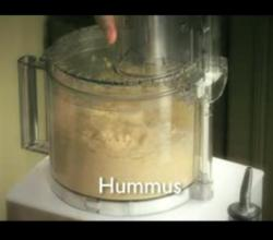 Delicious Homemade Hummus
