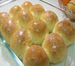 Homemade Indian Pav or Dinner Rolls