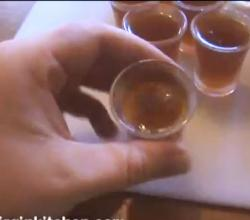 Homemade Jagerbomb Jelly