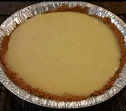 Homemade Keylime Pie
