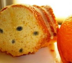 Homemade Orange Cake