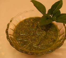 Versatile Homemade Pesto Sauce