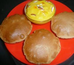 How To Make Puri At Home