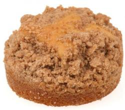 Honey Foxed Coffee Cake