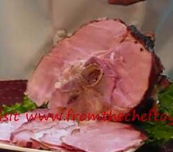 Traditionally Baked Honey Glazed Ham