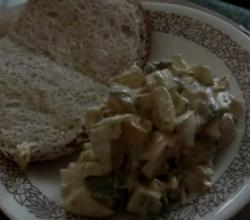 Egg Salad With Emril's Horseradish Sauce
