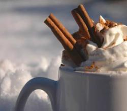Healthy Hot Chocolate: Hot Cocoa Infused with Herbs for Added Immune Support