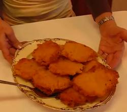 Homemade Warm Water Corn Fritters