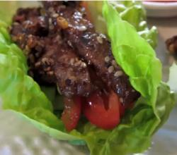How to Cook Sesame Beef