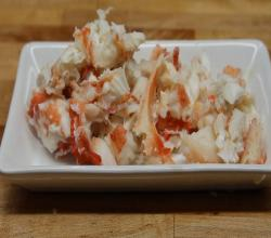 How to Get Crab Meat from Crab Legs to Make Sushi Rolls
