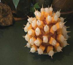 How to Make a Porcupine Ball