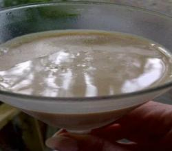 How to Make an Espresso Bailey's Vodka Martini