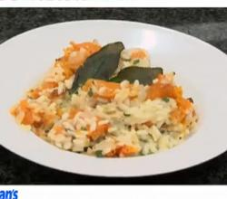 How To Make Butternut Squash Risotto