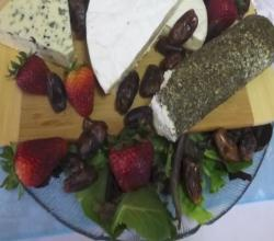 Easy Appetizer- How To Make Cheese Plate