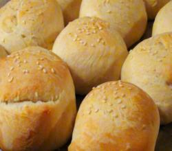 How to Make Homemade Slider or Hamburger Buns