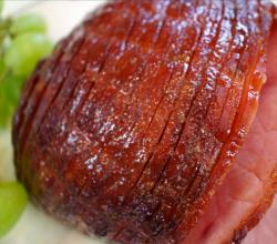 How to Make Maple Glazed Ham