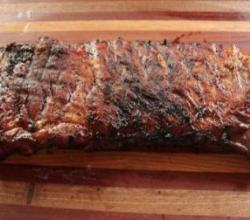 How to Make Root Beer Glazed Oven Baked Barbeque Ribs & Grilled St. Louis Style BBQ Ribs