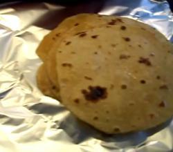 How to Make Roti at Home (Indian Flat Bread)