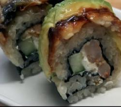 How to Make Sushi - Striped Rolls