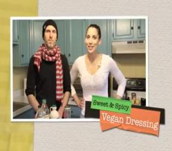 How To Make Vegan Salad Dressing