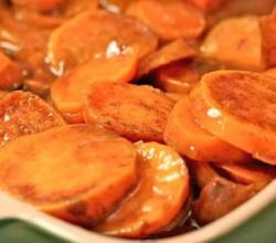 Roasted Incredible Southern Candied Yams