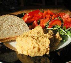 Yellow Split Pea Spread