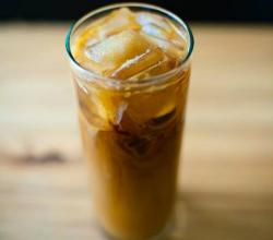 Iced Cinnamon Coffee