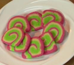 Delicious Icebox Swirl Cookies