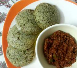 Healthy Sprouts Idli