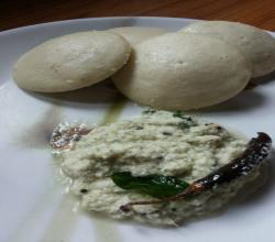Tasty and Soft Idli