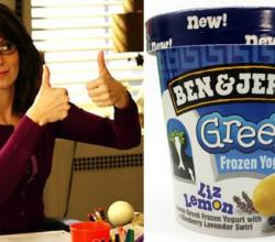 Ben & Jerry's Ice-Cream Farewell To '30 Rock'