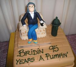Cake Decoration Ideas for a 95th Birthday