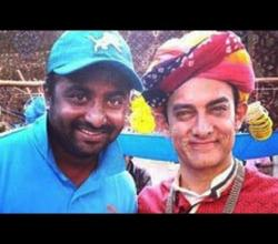 Aamir Khan's RAJASTHANI LOOK in P.K