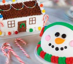 Baskin-Robbins' All-New Holiday Ice Cream Cakes