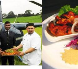 Tandoori Chicken Flies 4,000 Miles To Darfur