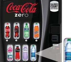 Soda Vending Machines Aiming to Help America Make Healthier Choices