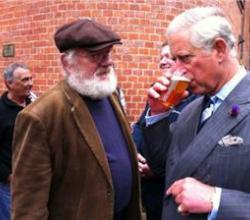 Prince Charles Hesitates To Drink Beer