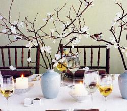 How To Decorate A Dinner Party Table
