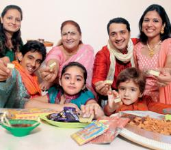 Shed Your Biggest Worry This Diwali – Extra Calories